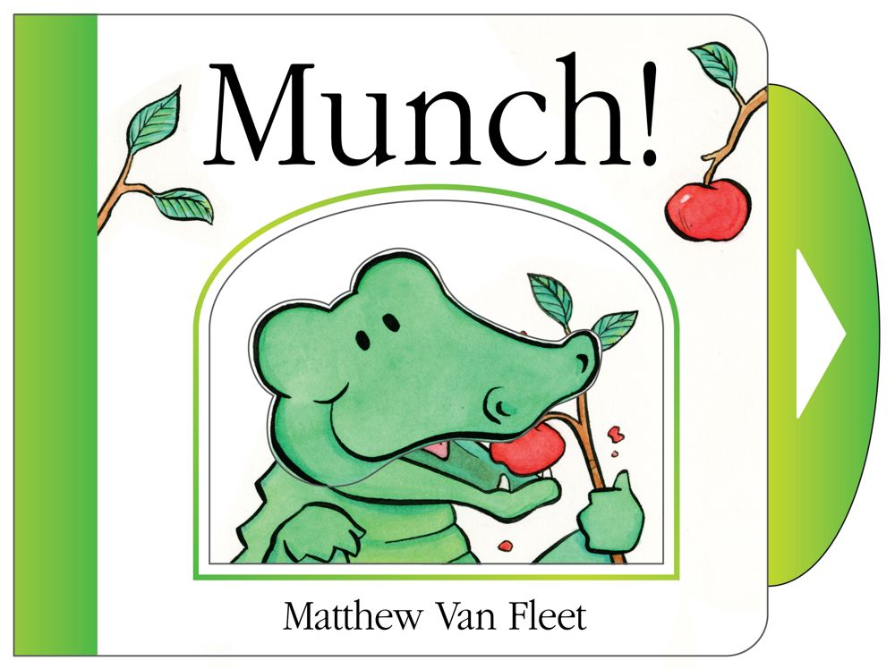 Munch! Cover