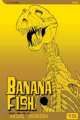 Banana Fish, Vol. 15 Cover Image