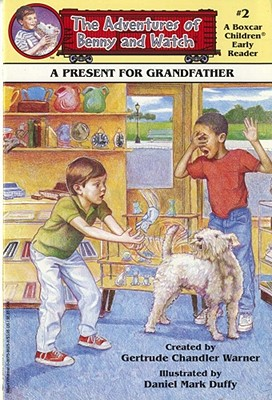 A Present for Grandfather Cover Image
