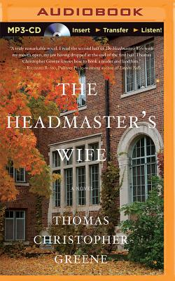 The Headmaster's Wife Cover Image