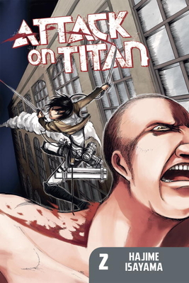 Attack on Titan 2 Cover