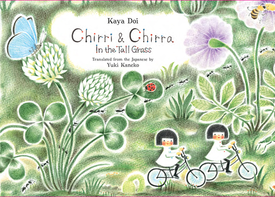 Chirri & Chirra, in the Tall Grass Cover Image