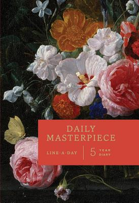 Daily Masterpiece: Line-A-Day 5 Year Diary Cover Image