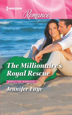 The Millionaire's Royal Rescue Cover