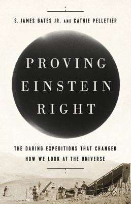 Cover for Proving Einstein Right