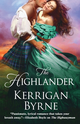 The Highlander (Victorian Rebels #3) Cover Image
