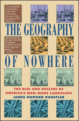 Geography of Nowhere Cover
