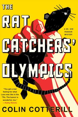 The Rat Catchers' Olympics Cover Image