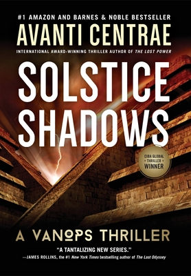 Cover for Solstice Shadows