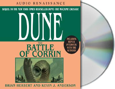Dune: The Battle of Corrin Cover Image