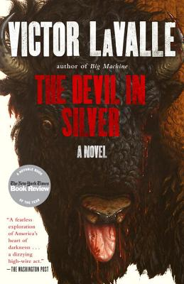 The Devil in Silver: A Novel Cover Image