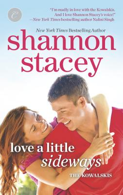 Cover for Love a Little Sideways (Kowalskis)