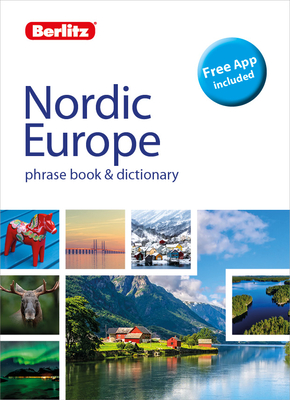 Berlitz Phrasebook & Dictionary Nordic Europe(bilingual Dictionary) (Berlitz Phrasebooks) Cover Image