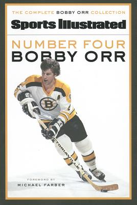 Number Four Bobby Orr Cover
