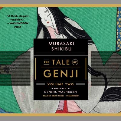 The Tale of Genji, Volume 2 Lib/E Cover Image