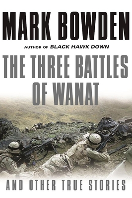 The Three Battles of Wanat cover image