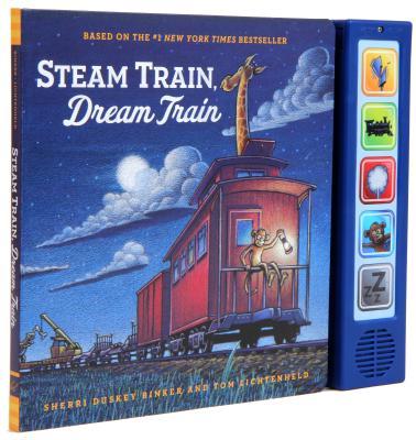 Steam Train, Dream Train Sound Book Cover