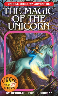 The Magic of the Unicorn (Choose Your Own Adventures - Revised) Cover Image