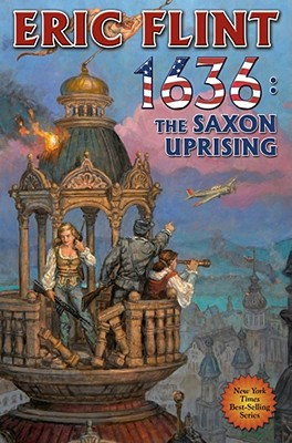 1636: The Saxon Uprising: N/A (The Ring of Fire #13) Cover Image