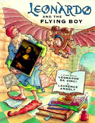 Leonardo and the Flying Boy Cover Image