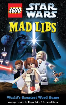 Lego Star Wars Mad Libs Cover Image