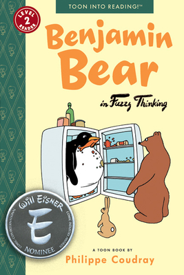 Benjamin Bear in Fuzzy Thinking Cover