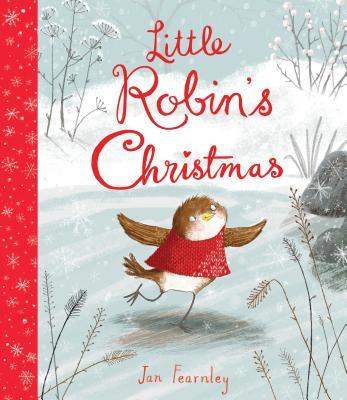 Little Robin's Christmas Cover Image