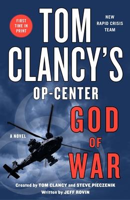 Tom Clancy's Op-Center: God of War Cover Image