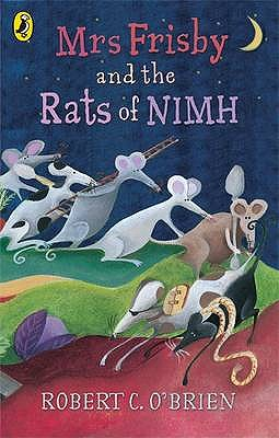 Mrs Frisby and the Rats of NIMH Cover Image