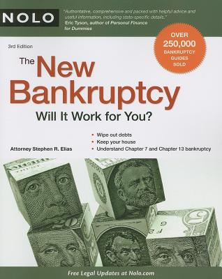 The New Bankruptcy Cover