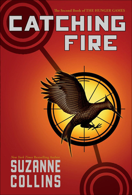 Catching Fire (Hunger Games #2) Cover Image