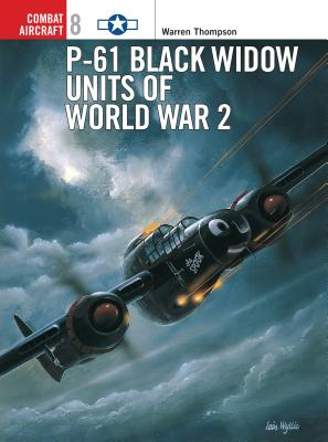 P-61 Black Widow Units of World War 2 Cover Image