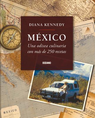 México: Una odisea culinaria con más de 250 recetas (Cocina) cover