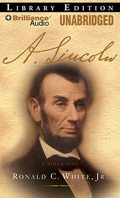 A. Lincoln: A Biography Cover Image