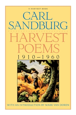 Harvest Poems Cover