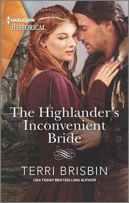The Highlander's Inconvenient Bride (Highland Feuding) Cover Image