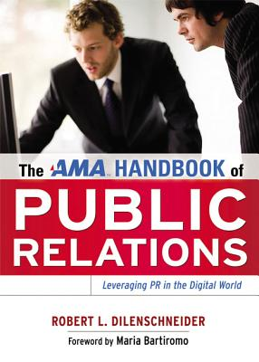 Cover for The AMA Handbook of Public Relations