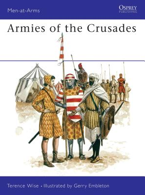 Armies of the Crusades Cover