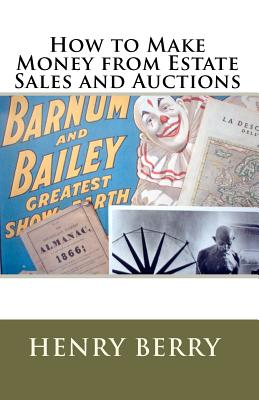 How To Make Money From Estate Sales And Auctions Cover Image