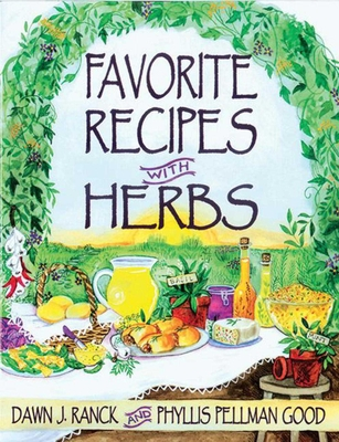 Cover for Favorite Recipes With Herbs