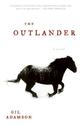 The Outlander Cover
