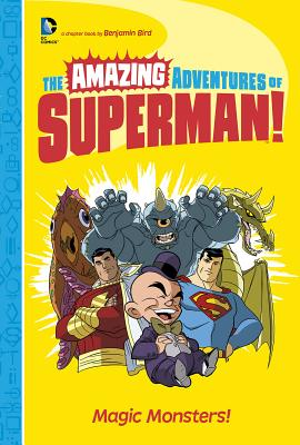 Magic Monsters! (Amazing Adventures of Superman!) Cover Image