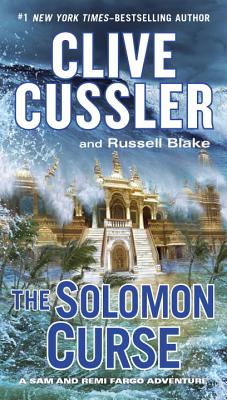 The Solomon Curse (A Sam and Remi Fargo Adventure #7) Cover Image