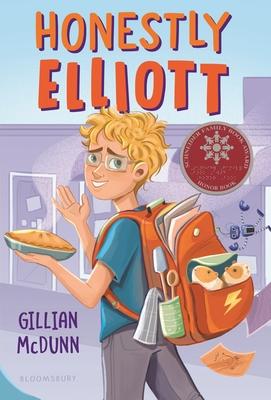 Honestly Elliott Cover Image