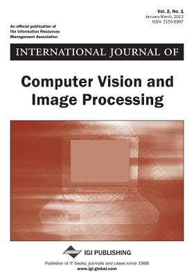 International Journal of Computer Vision and Image Processing, Vol 2 ISS 1 Cover Image