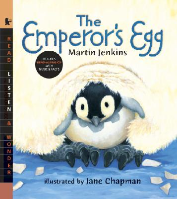 The Emperor's Egg [With CD] Cover Image