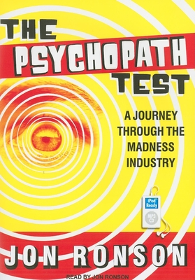 Psychopath Test Cover