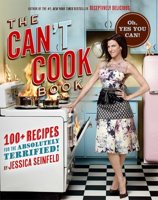 The Can't Cook Book Cover