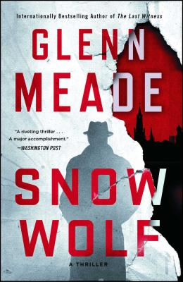 Cover for Snow Wolf