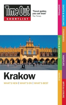 Time Out Shortlist Krakow Cover